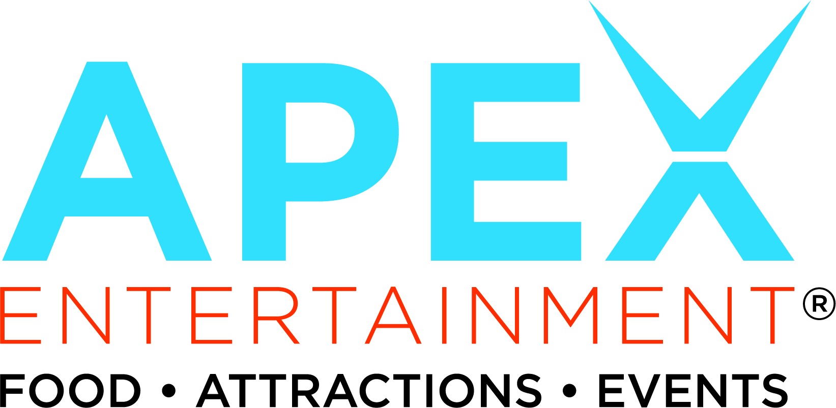 Apex Entertainment. Food, attractions, events.